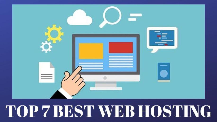 Best web hosting list
