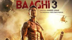 Baaghi 3 on extramovies