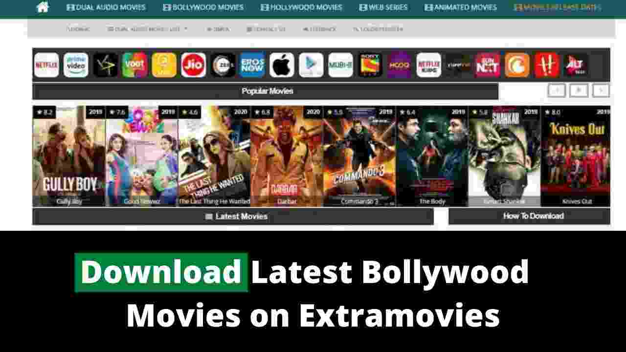 Extramovies Bollywood movies download